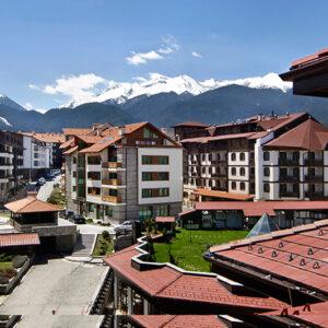Апартаментен туристически комплекс & СПА Астера Банско****