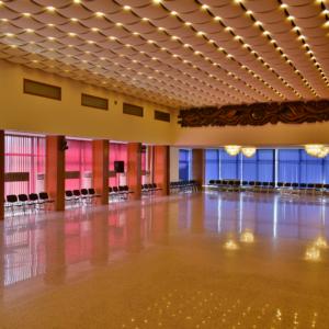 Зала Европа+Конферанс 1, Парк хотел Москва