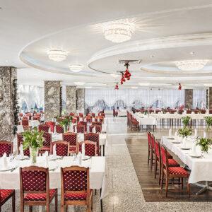 Ресторант Москва, Парк хотел Москва