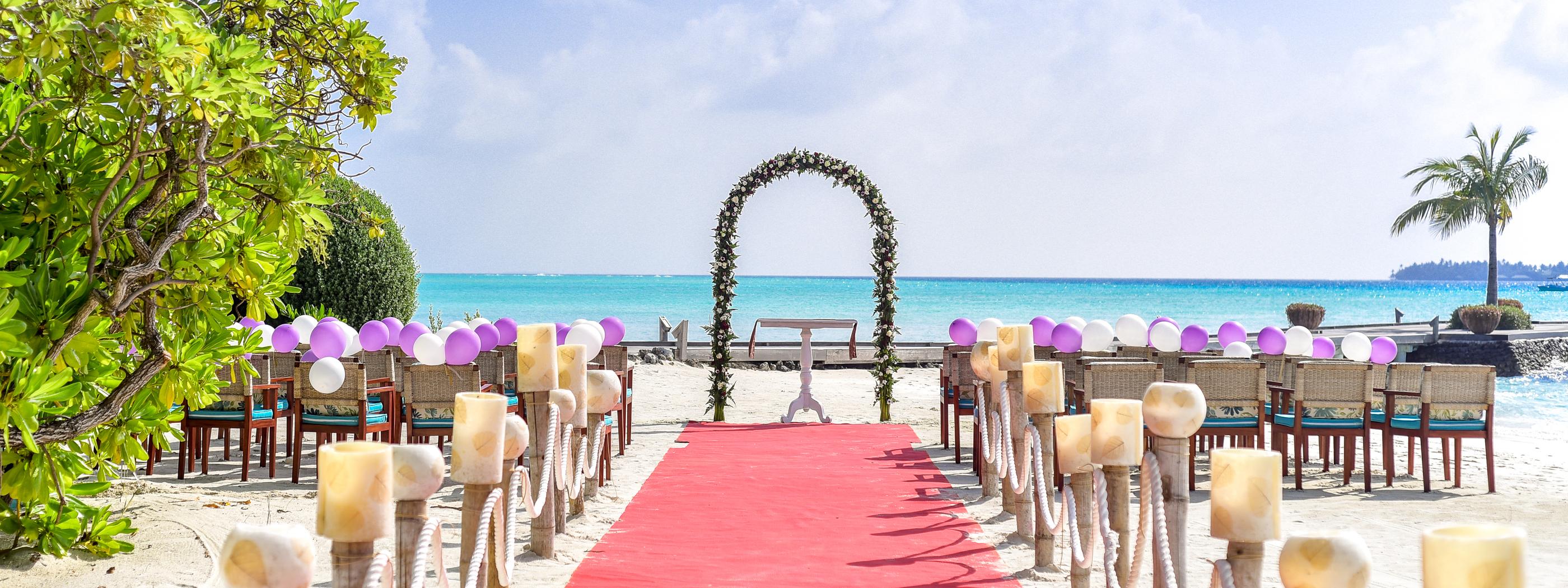 Тенденции при сватбите