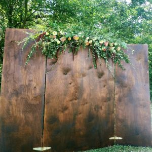 Галени градини – градина за тържества на открито