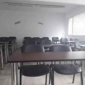 Зала за обучение