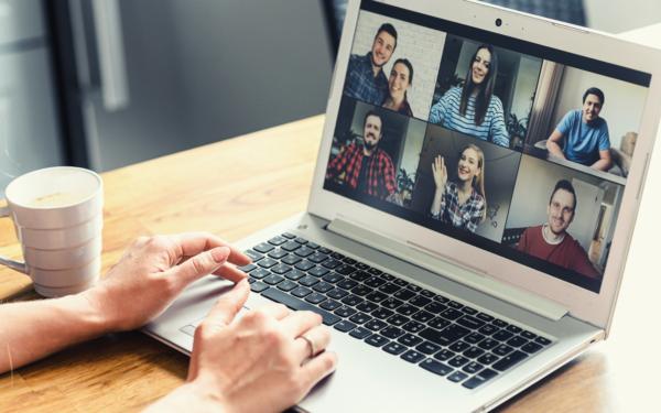 виртуални срещи, виртуални средства, комуникация